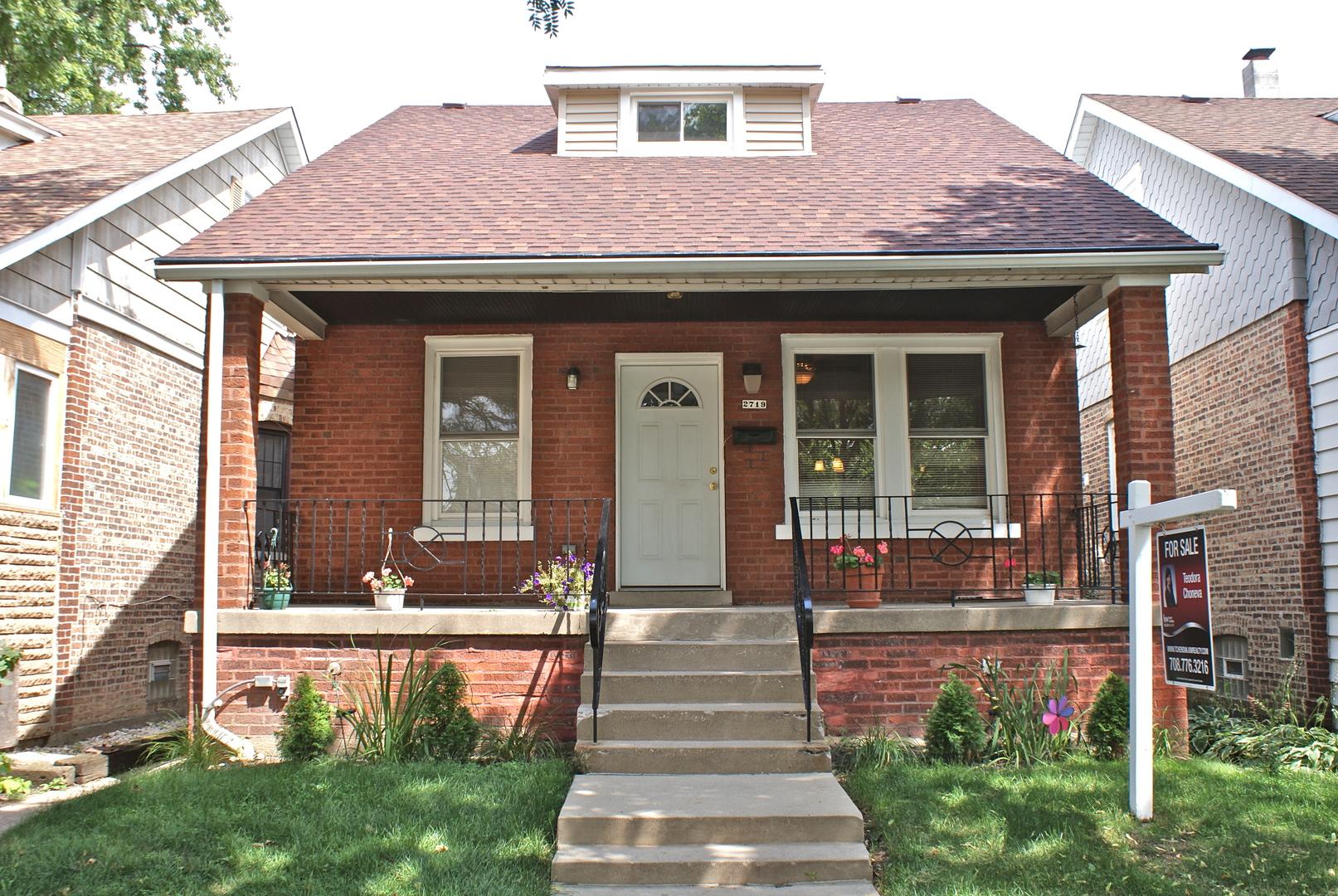 Photo of 2719 North Menard Avenue  CHICAGO  IL