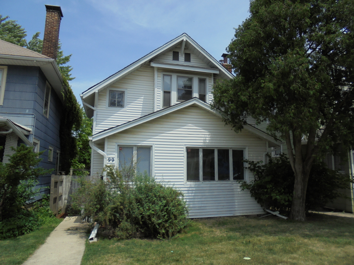 Photo of 99 West 19th Street  CHICAGO HEIGHTS  IL