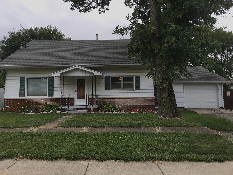 Photo of 313 North SANTA FE Avenue  PRINCEVILLE  IL