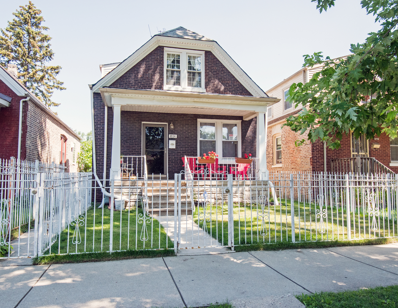 Photo of 4934 West Kamerling Avenue  CHICAGO  IL