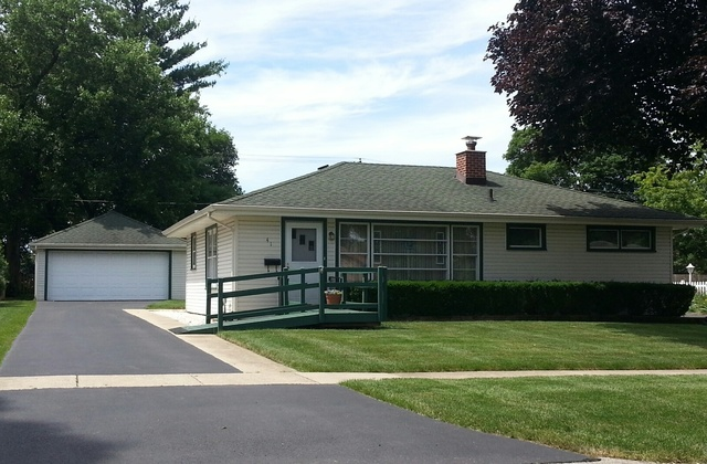 Photo of 41 Burton Avenue  CARY  IL