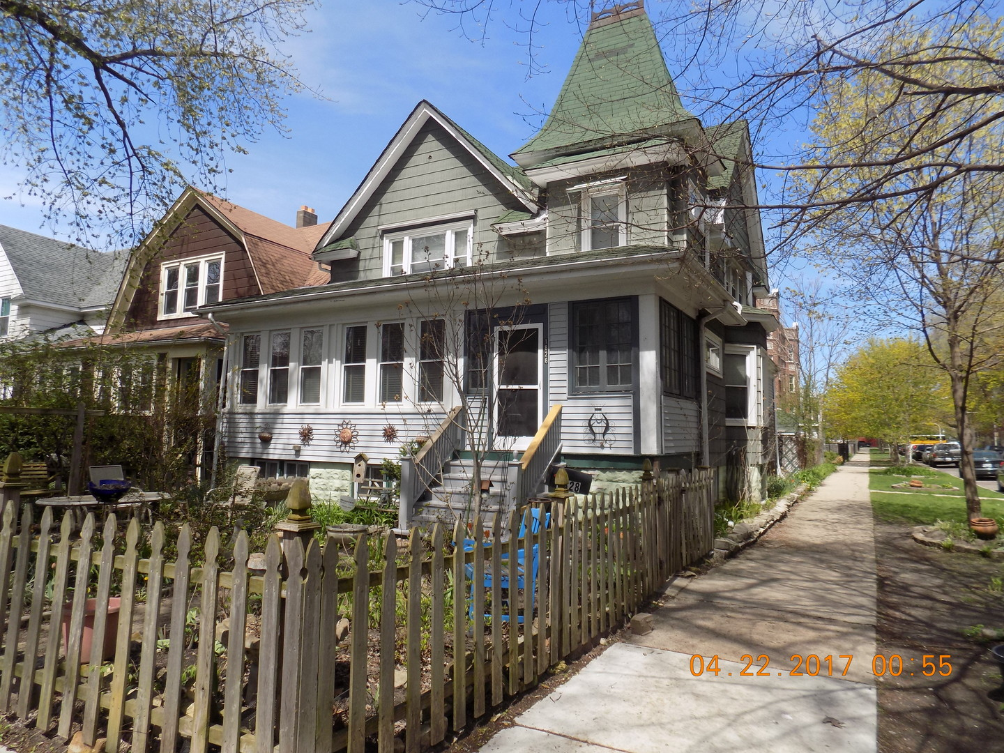 Photo of 1828 West Chase Avenue  CHICAGO  IL