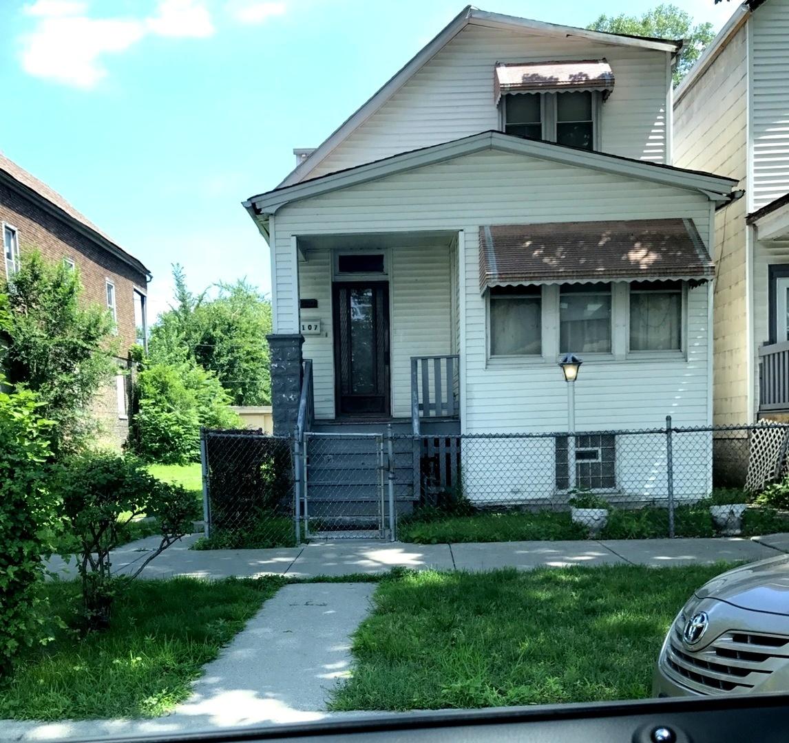 Photo of 6107 South Sangamon Street  CHICAGO  IL