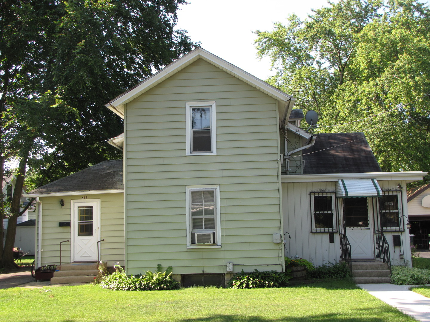 524-528 SPRING Street, Batavia in Kane County, IL 60510 Home for Sale