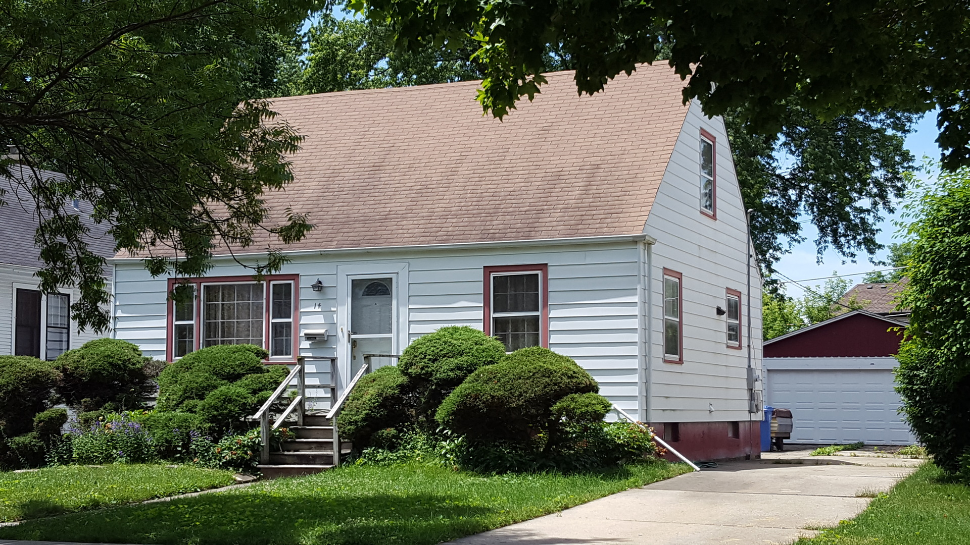 Photo of 14 North WILLE Street  MOUNT PROSPECT  IL