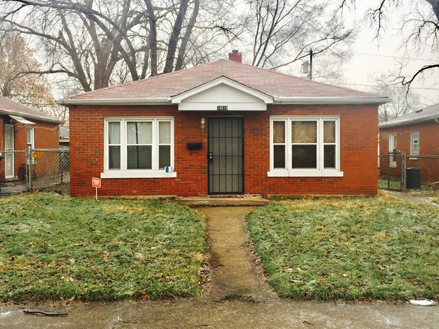 Photo of 14819 Irving Avenue  DOLTON  IL