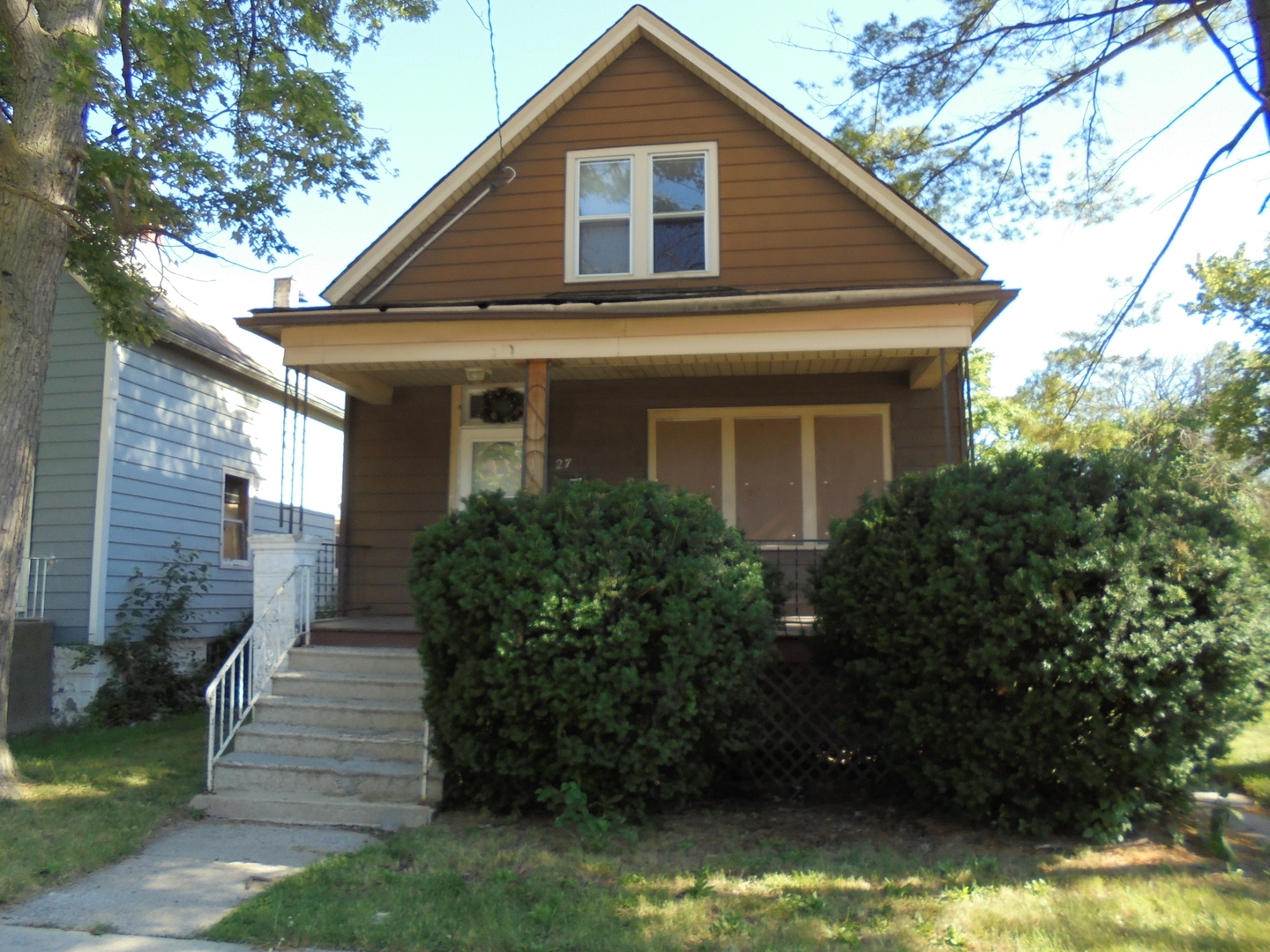 Photo of 27 East 138th Street  RIVERDALE  IL