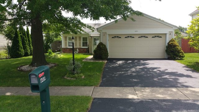 Photo of 685 Berwick Place  ROSELLE  IL