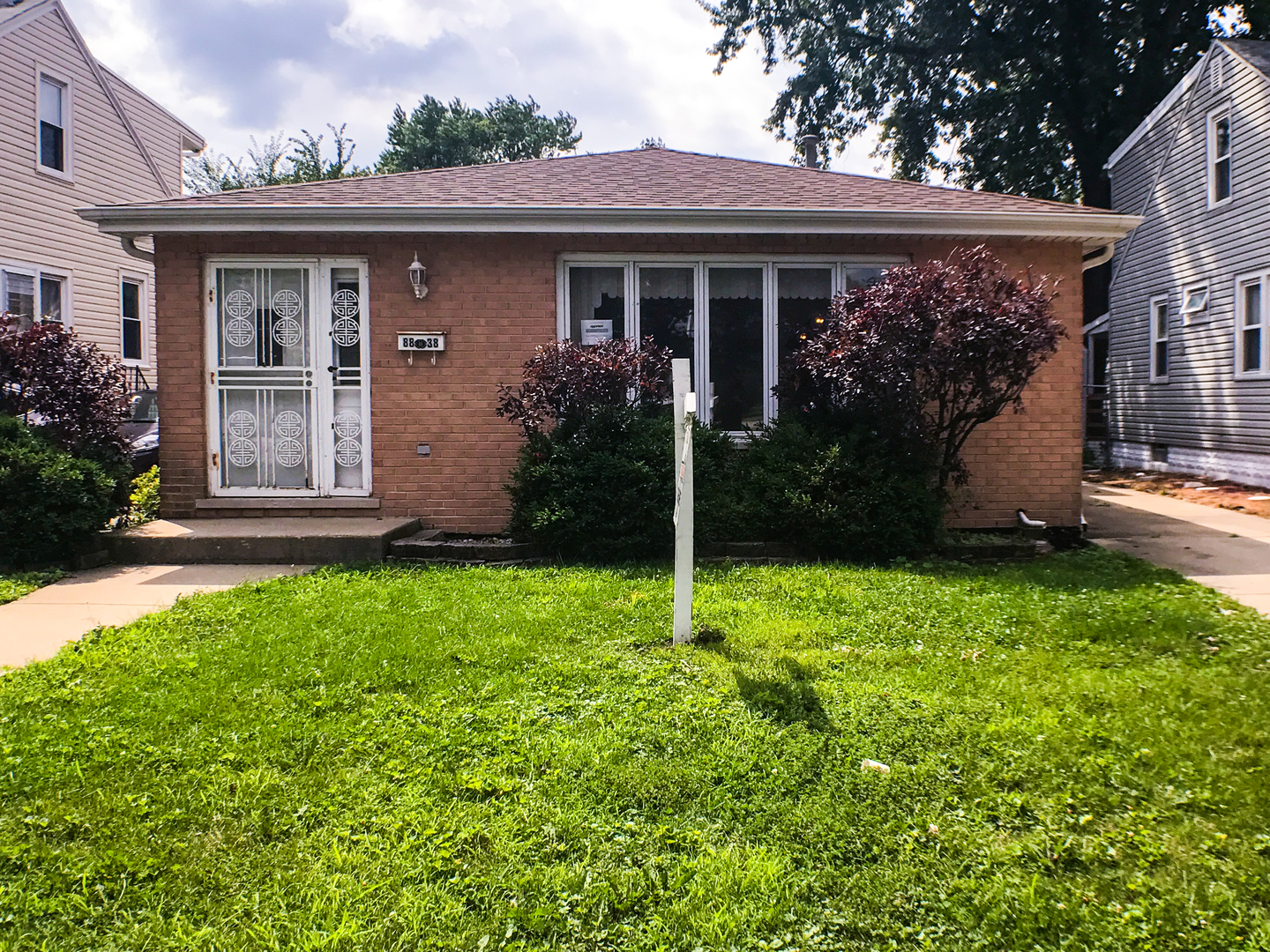 Photo of 8838 South California Avenue  EVERGREEN PARK  IL