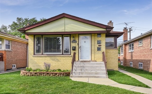 Photo of 3804 West 84th Place  CHICAGO  IL
