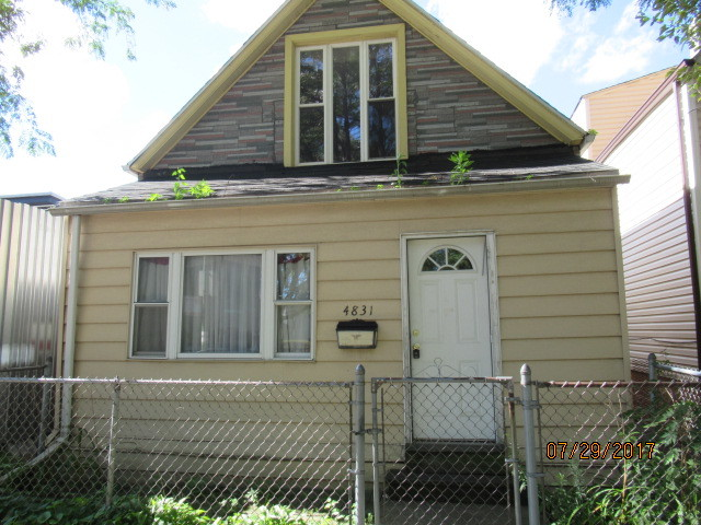 Photo of 4831 West Cortland Street  CHICAGO  IL