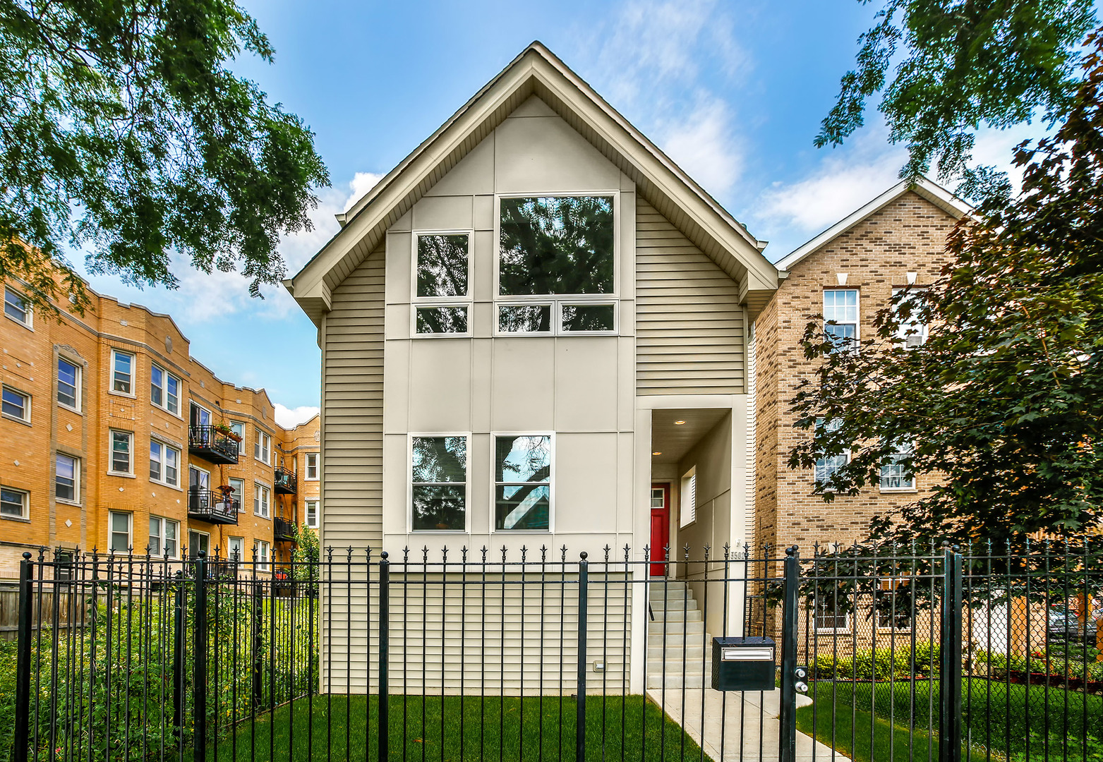 Photo of 3502 West Cortland Street  CHICAGO  IL