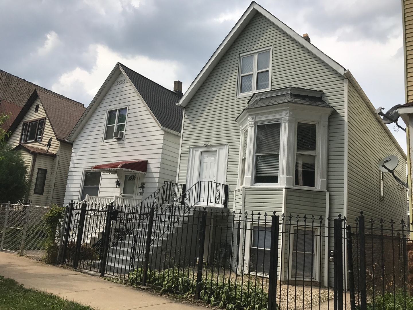 Photo of 3724 West Palmer Street  CHICAGO  IL