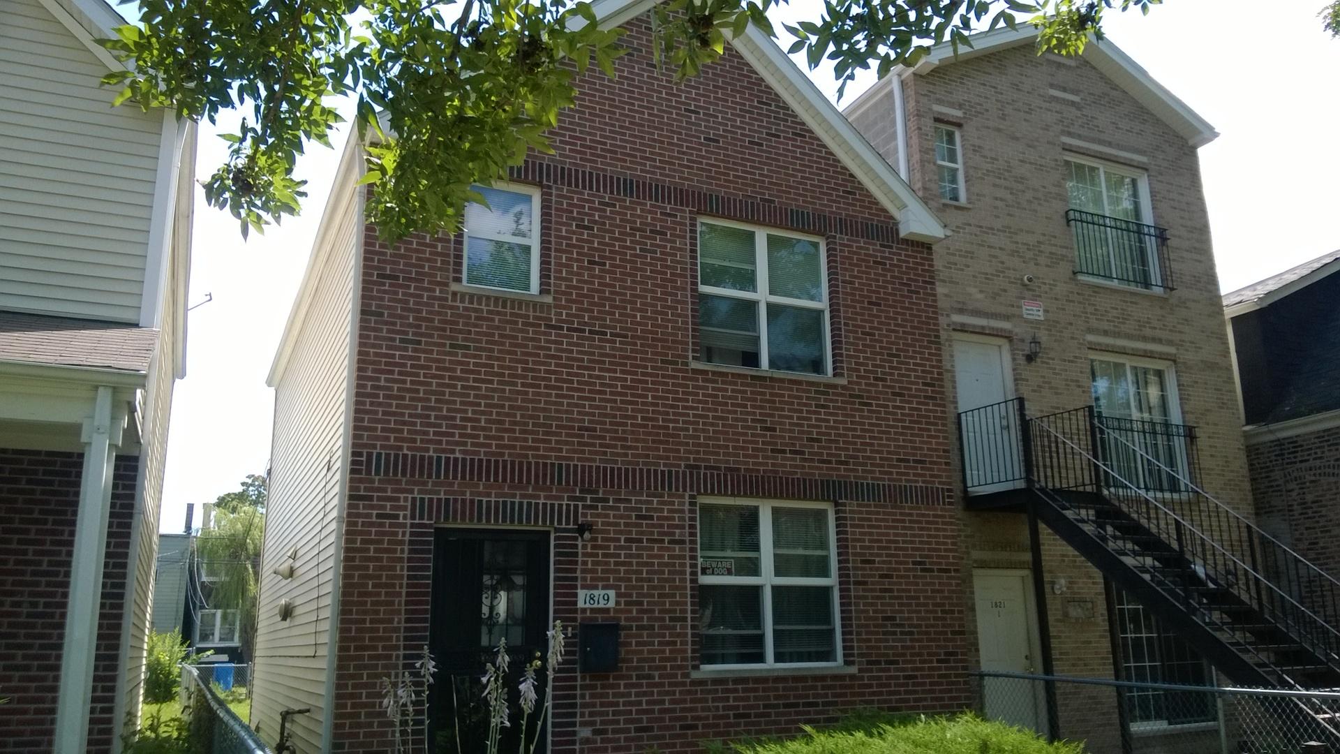 Photo of 1819 South Ridgeway Avenue  CHICAGO  IL