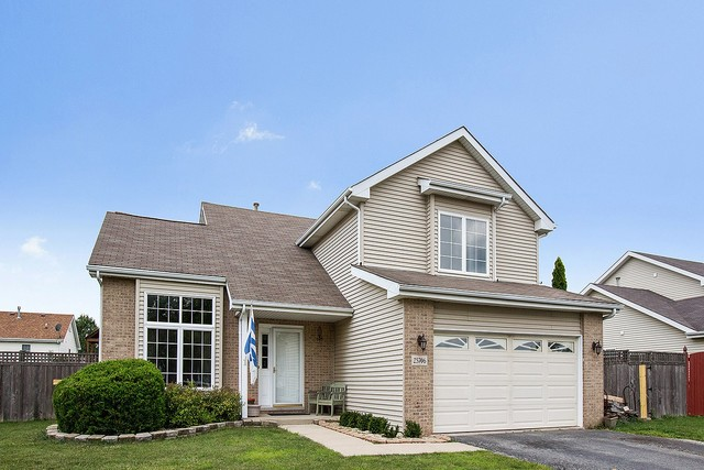 Photo of 25706 South Hoover Street  MONEE  IL