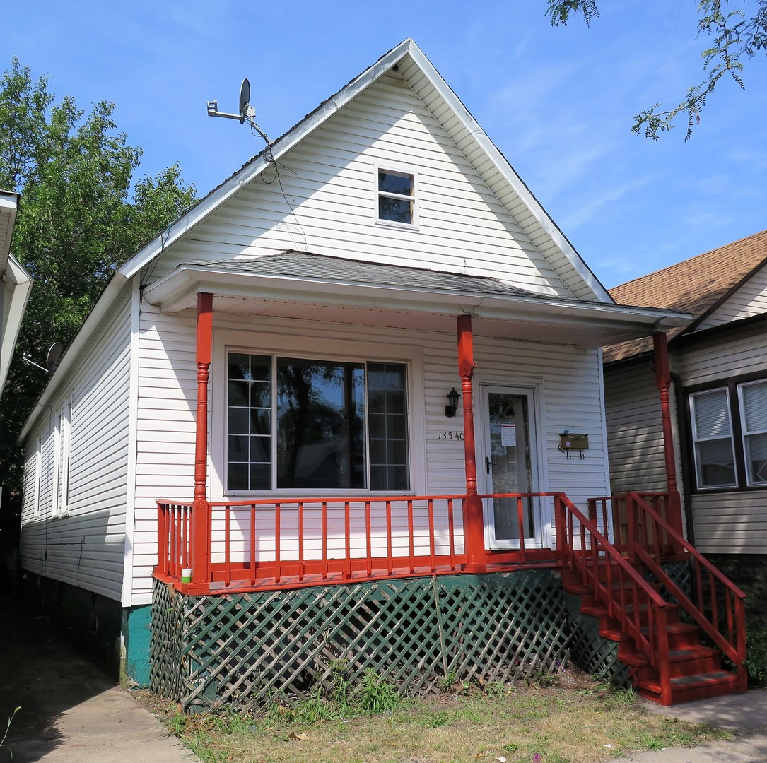 Photo of 13540 South BURLEY Avenue  CHICAGO  IL