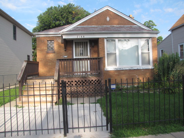 Photo of 7144 South WOODLAWN Avenue  CHICAGO  IL