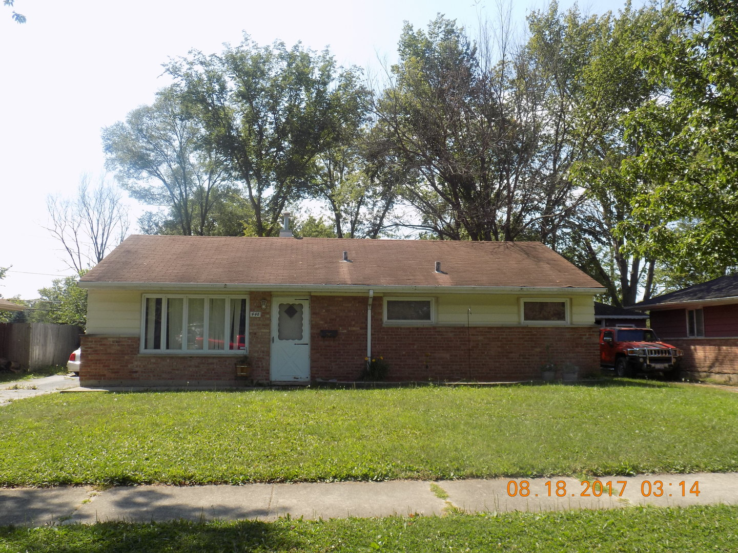 Photo of 448 Indianwood Boulevard  PARK FOREST  IL