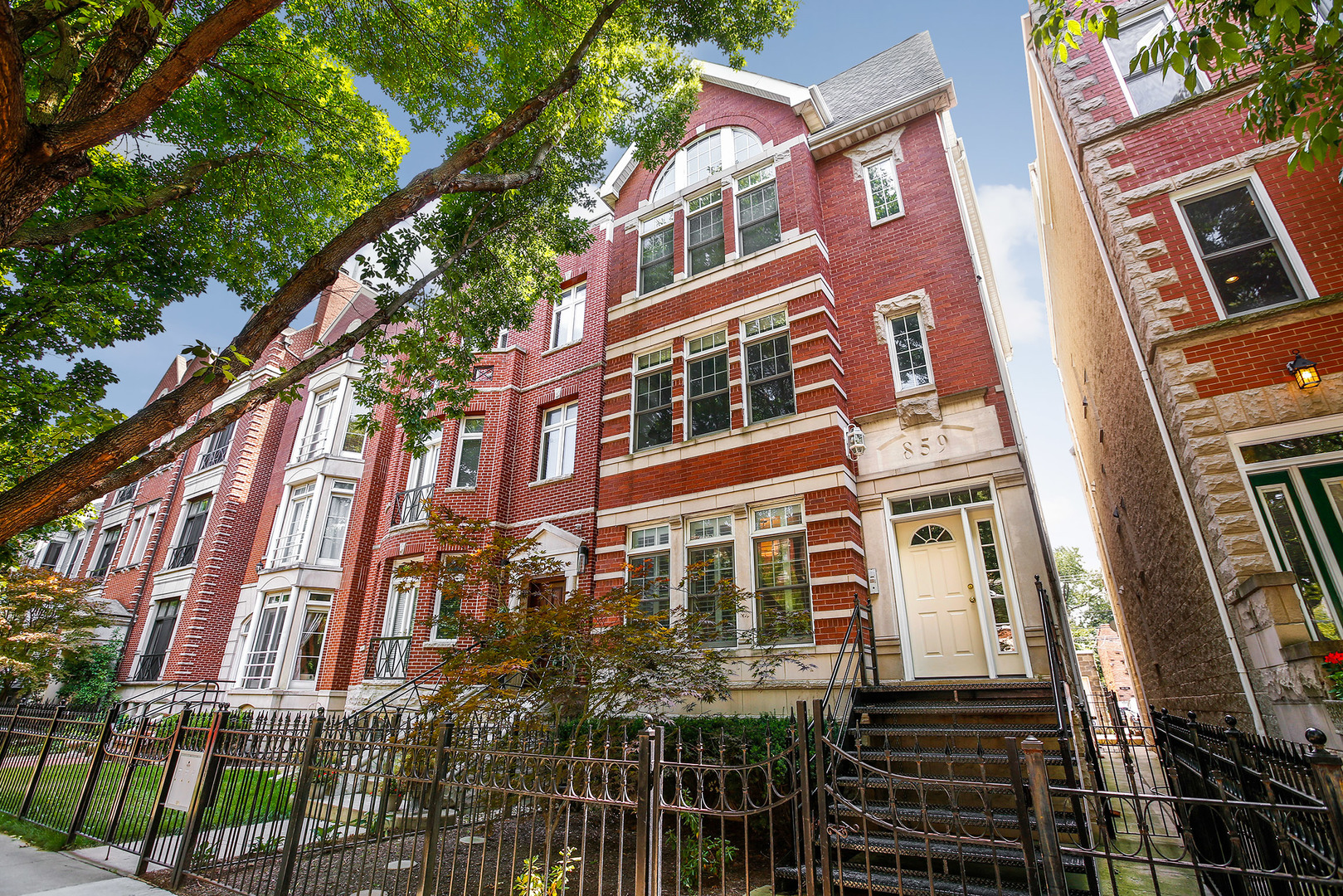 Photo of 859 West Wrightwood Avenue  CHICAGO  IL