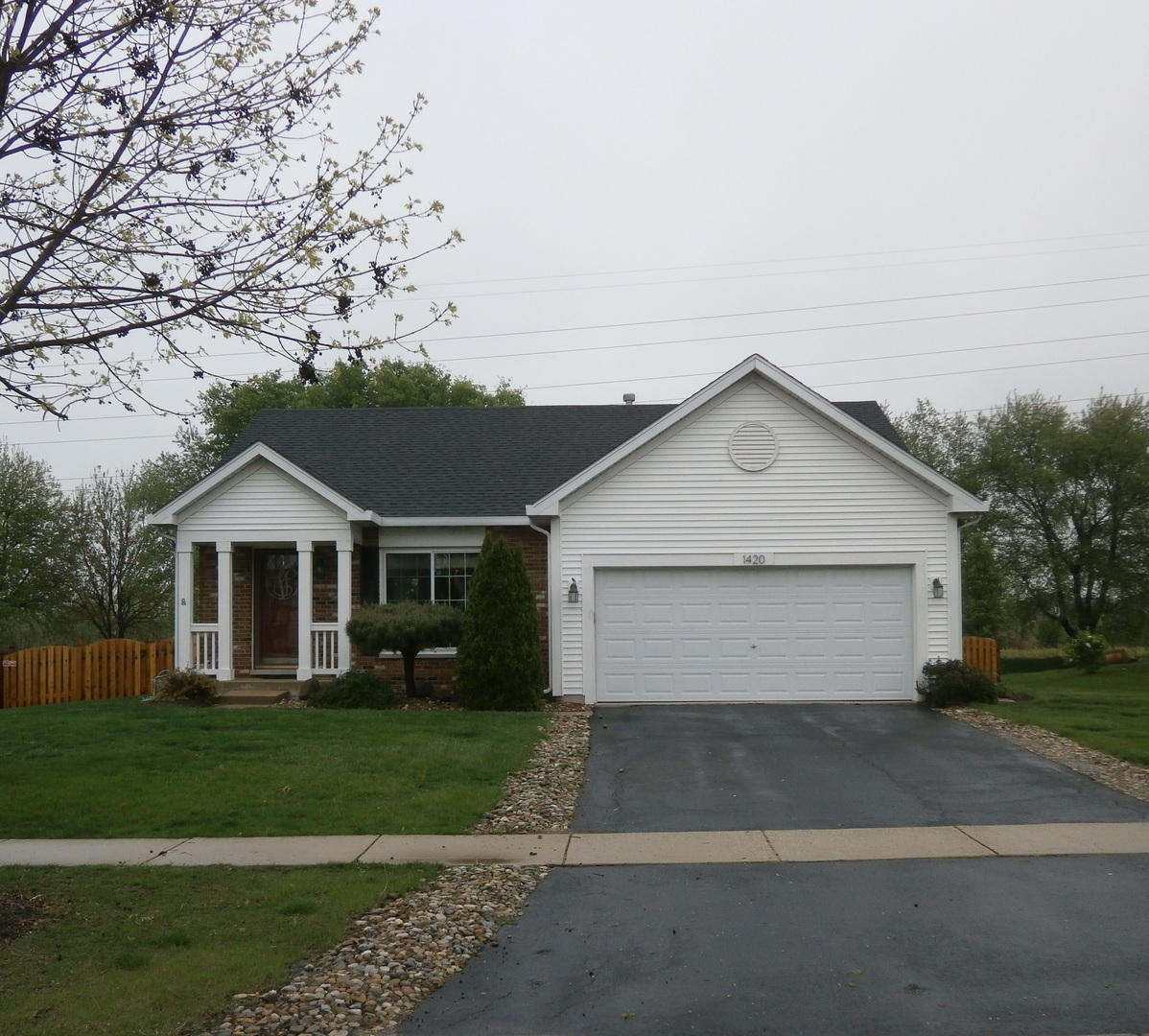 Photo of 1420 BLUESTEM Lane  MINOOKA  IL
