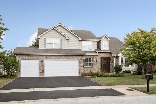 10416 Santa Cruz Lane, Orland Park, Illinois