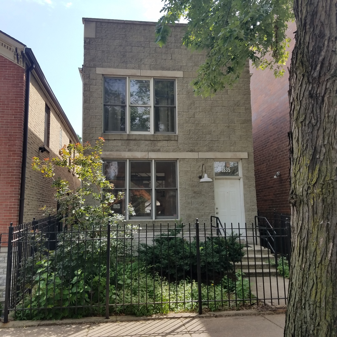 Photo of 1835 North Honore Street  CHICAGO  IL
