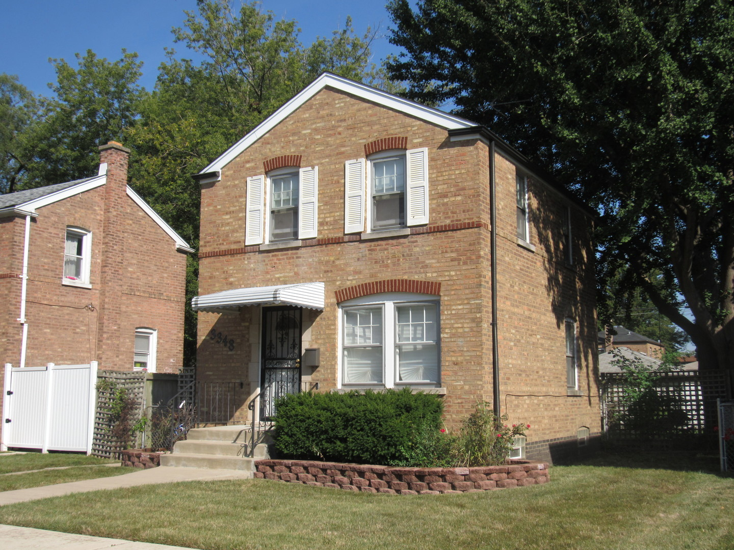 Photo of 3348 West 84th Street  CHICAGO  IL