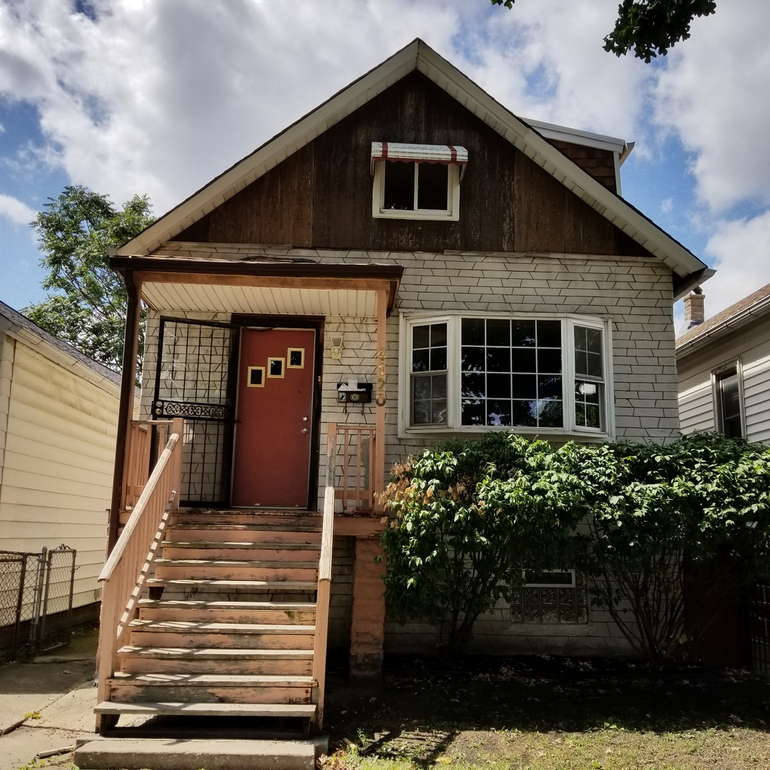 Photo of 4120 South Campbell Avenue  CHICAGO  IL