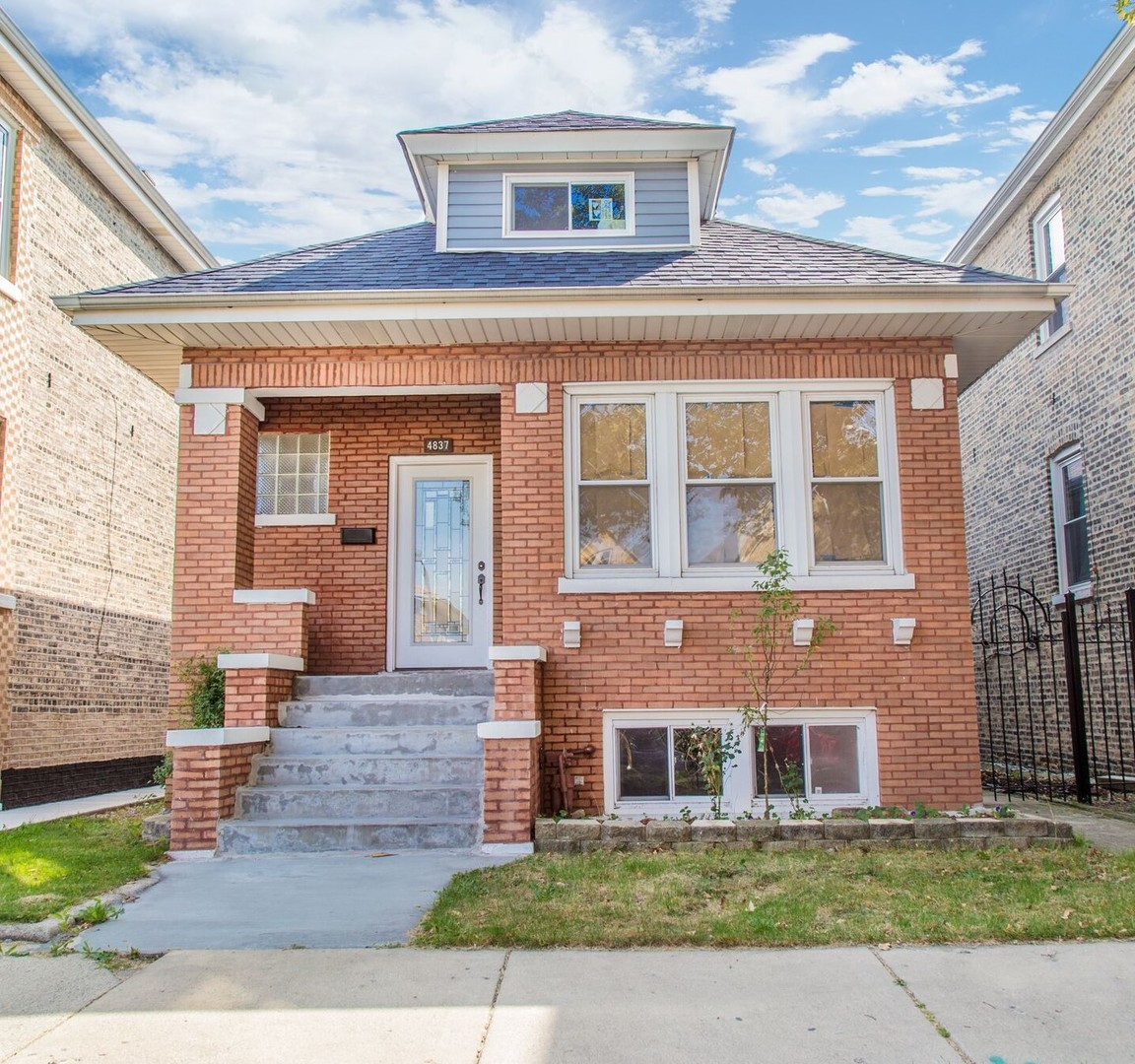 Photo of 4837 South KEDVALE Avenue  CHICAGO  IL