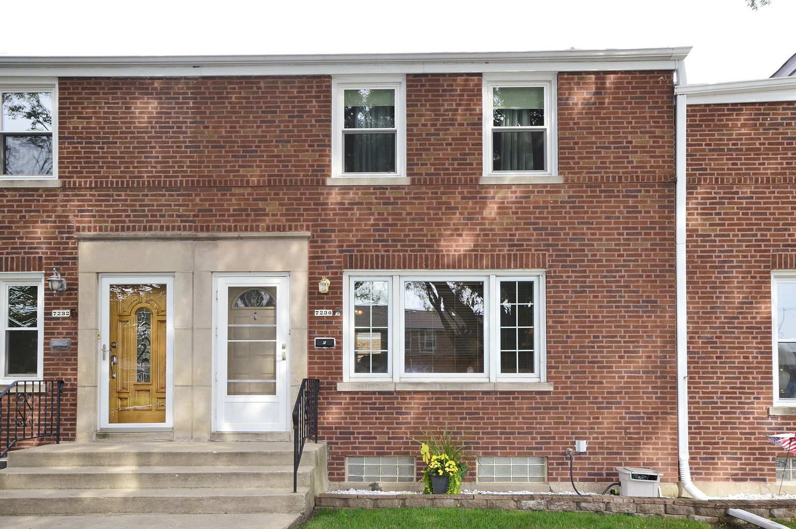 Photo of 7230 West Balmoral Avenue  CHICAGO  IL