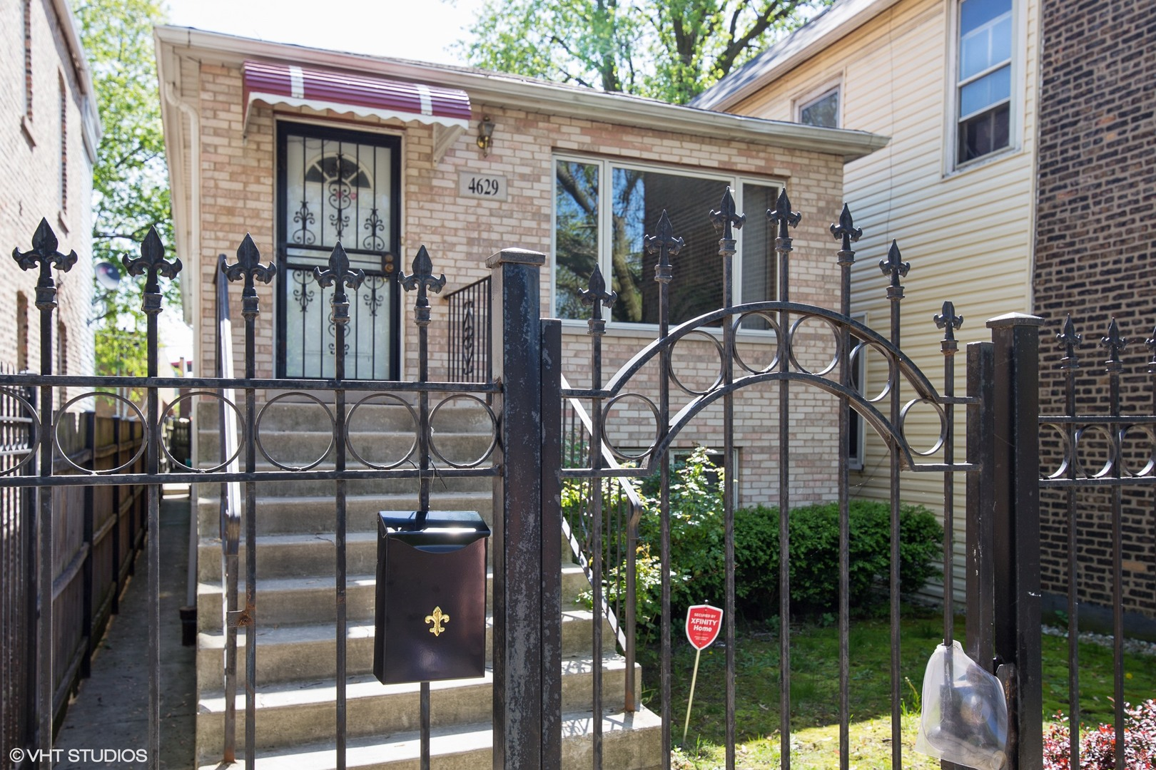Photo of 4629 South LAFLIN Street  CHICAGO  IL