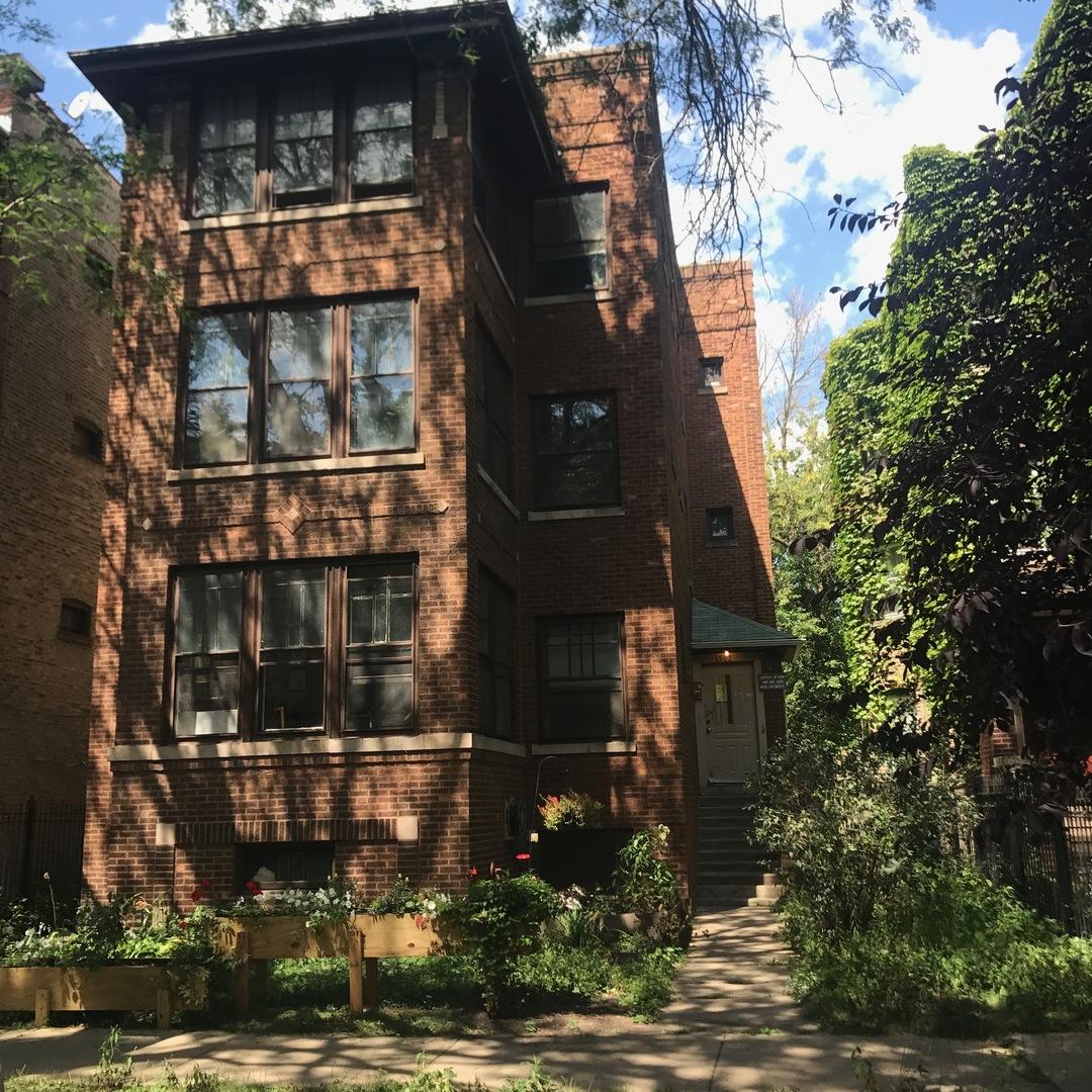 1502 West Jonquil Terrace, Rogers Park, Illinois