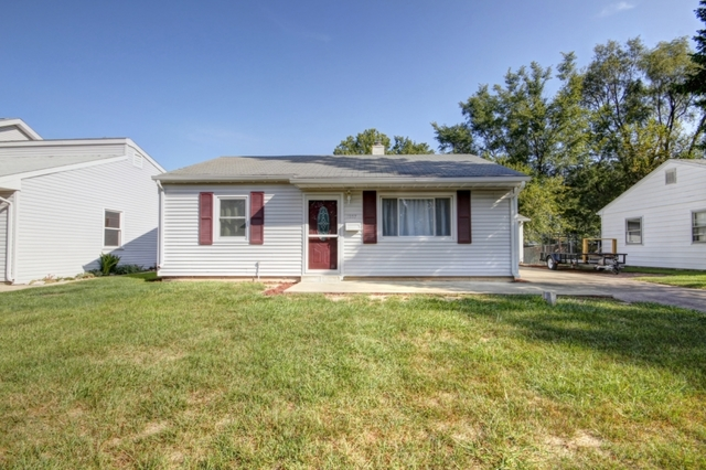 Photo of 1037 BEL AIRE Drive  RANTOUL  IL