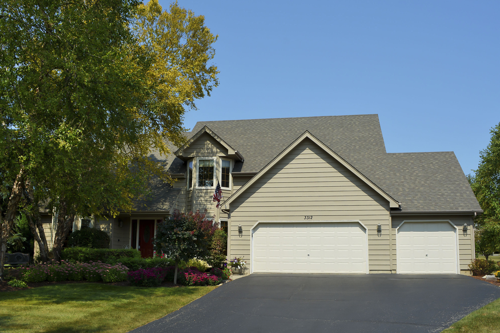 3312 Woods Creek Lane, Algonquin in Mc Henry County, IL 60102 Home for Sale