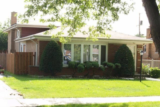 Photo of 8231 Meade Avenue  BURBANK  IL