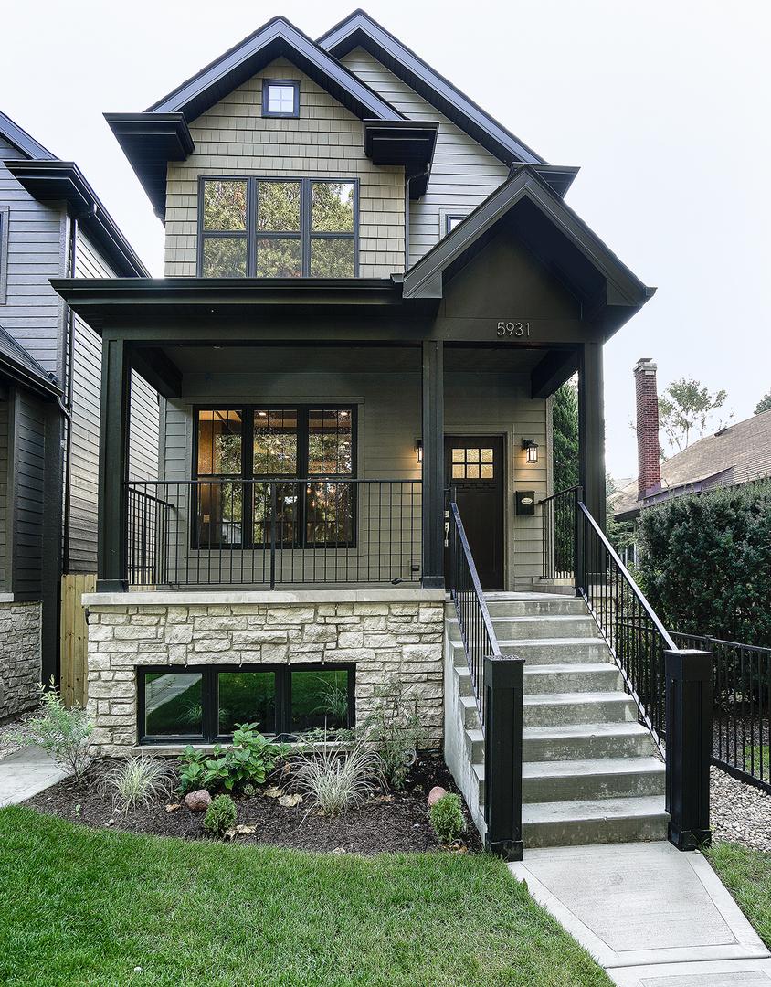 Photo of 5931 North Hermitage Avenue  CHICAGO  IL