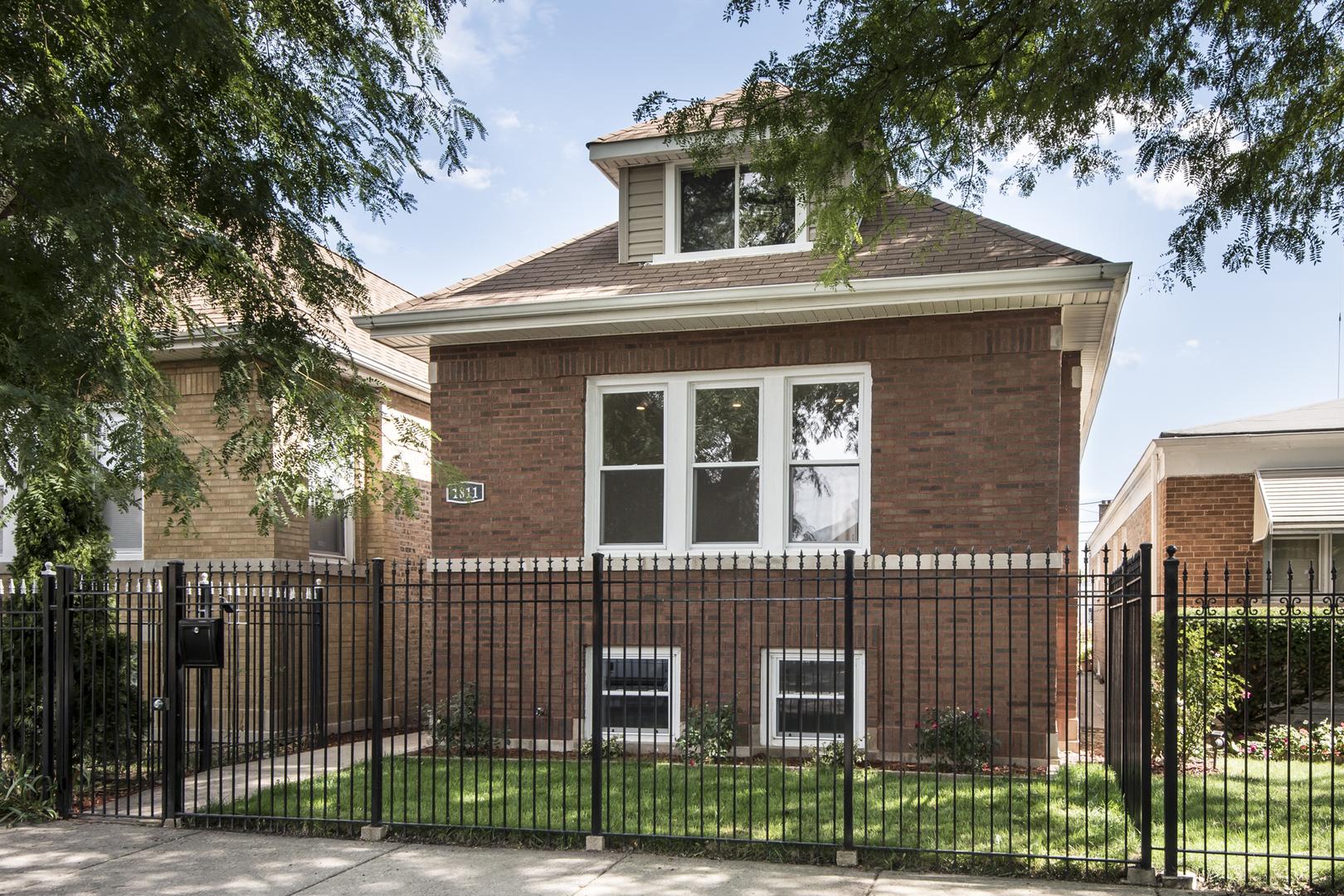 Photo of 1811 North Harding Avenue  CHICAGO  IL