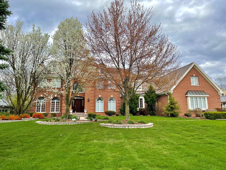 1 Navajo Court, Burr Ridge in Cook County, IL 60527 Home for Sale