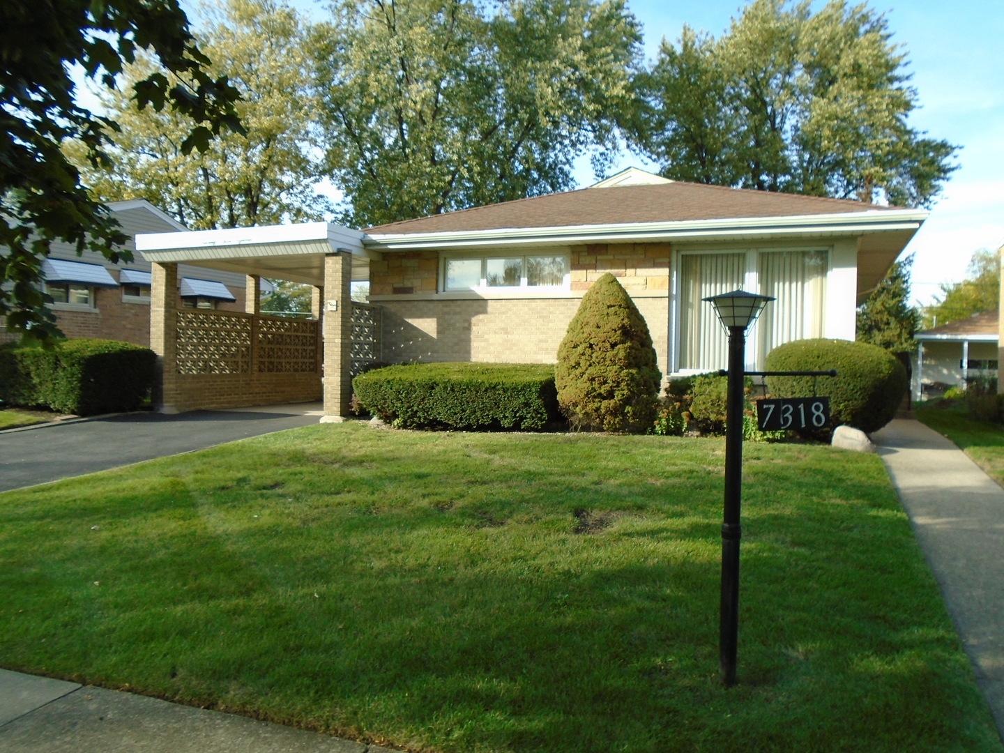Photo of 7318 West Lill Street  NILES  IL