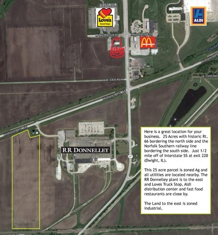 2680 East Rt. 66 Highway DWIGHT, IL 60420