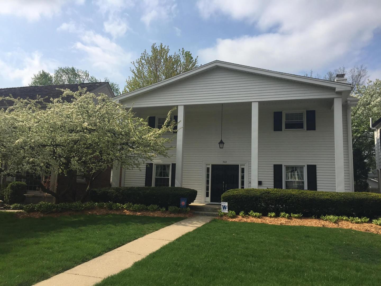 348 South Derbyshire Lane, Arlington Heights, Illinois