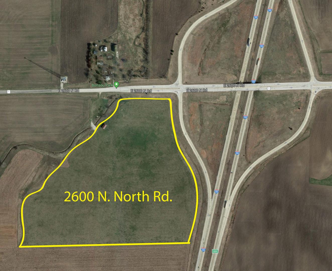 2600 North North Road ODELL, IL 60460