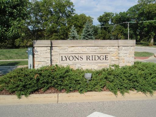 0 Lyons Ridge Drive CARY, IL 60013