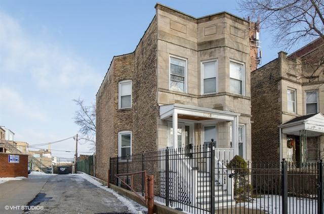 1718 West Morse Avenue, Rogers Park, Illinois