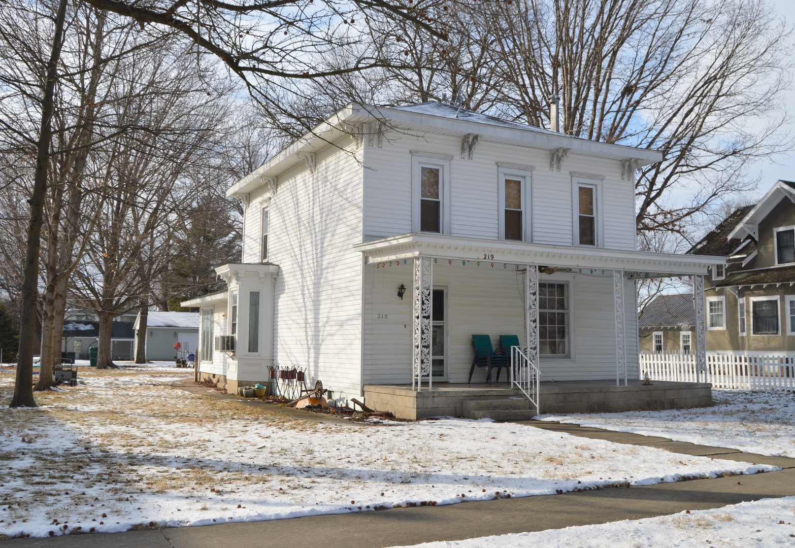 219 North Main Street Atwood, IL 61913