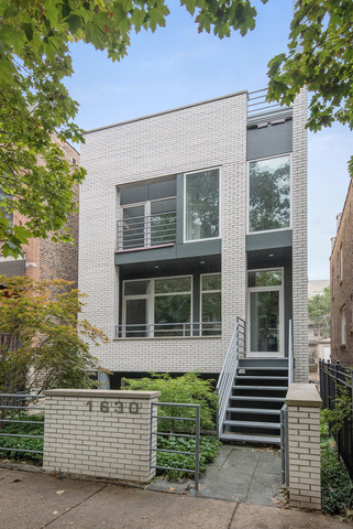 1630 North Claremont Avenue, Logan Square, Illinois
