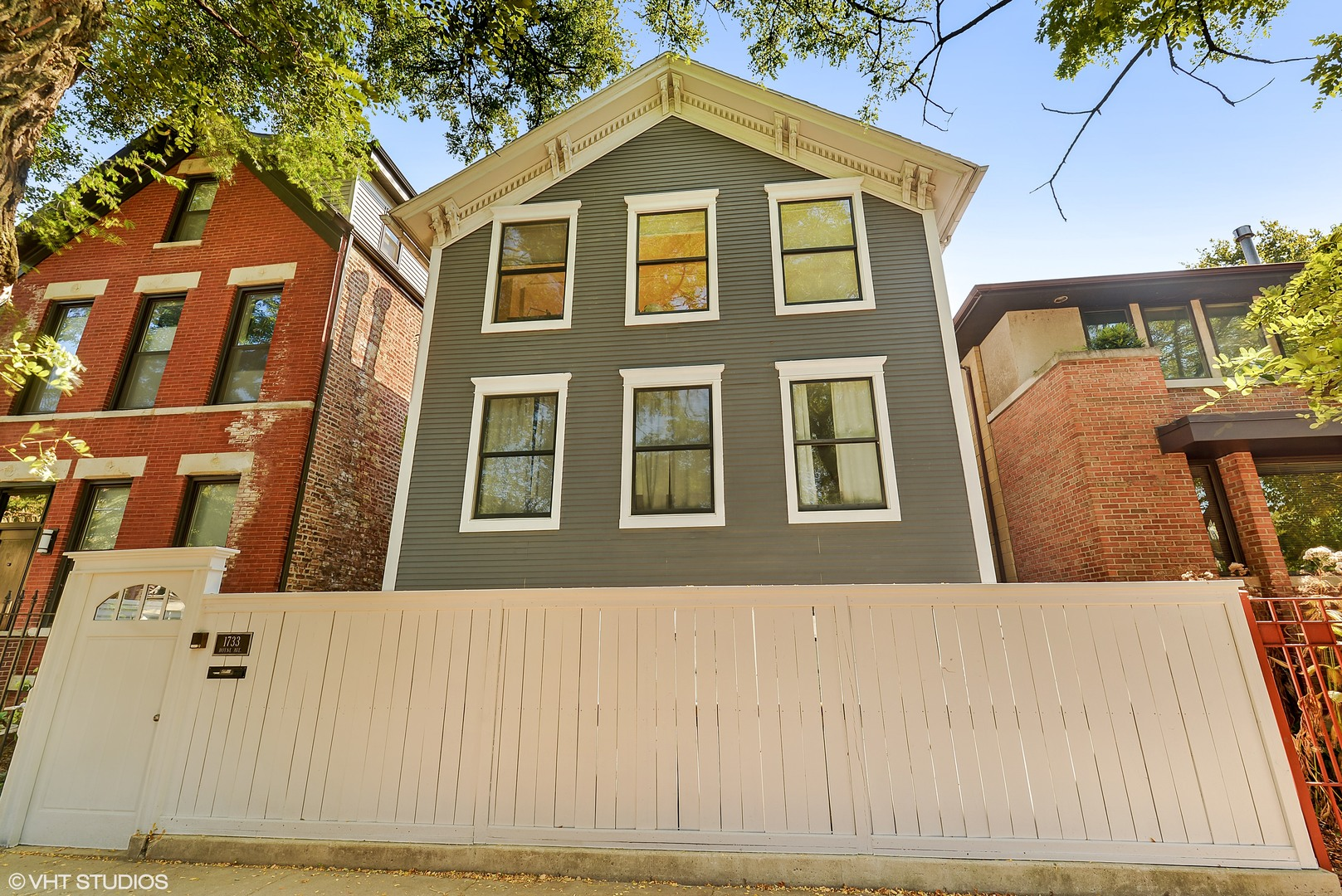 1733 North HOYNE Avenue, Bucktown in Cook County, IL 60647 Home for Sale