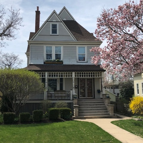 213 North Taylor Avenue, Oak Park in Cook County, IL 60302 Home for Sale