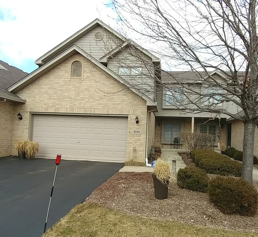 9134 Mansfield Drive, one of homes for sale in Tinley Park