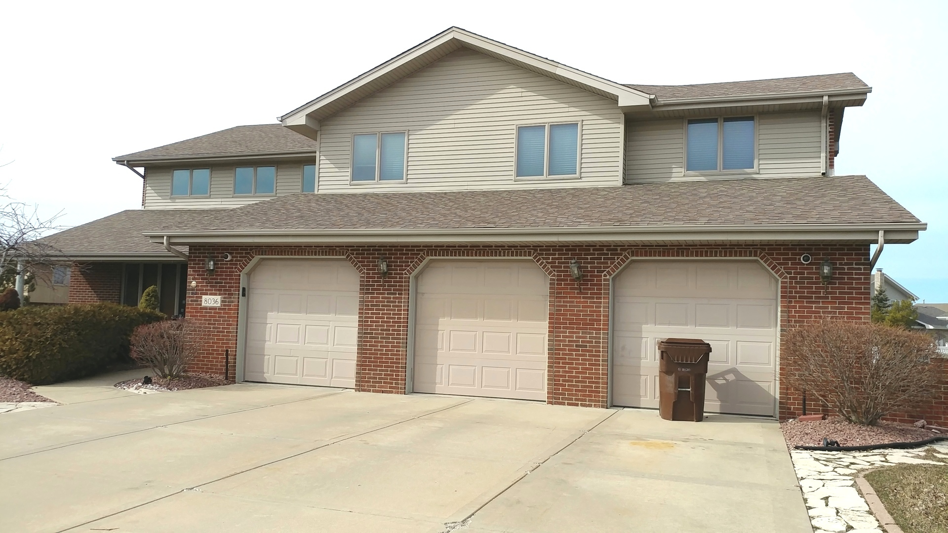 8036 Highfield Court, one of homes for sale in Tinley Park